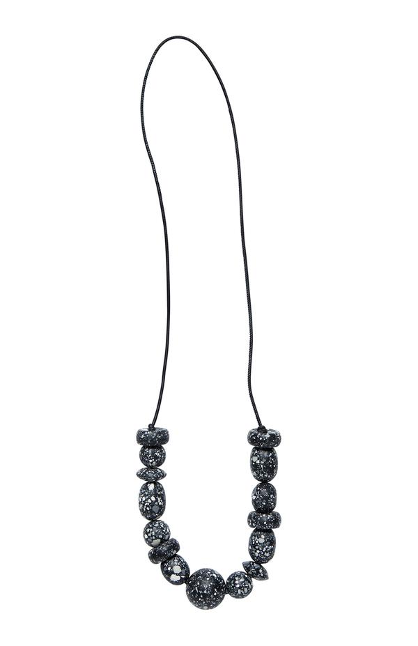 Terrazzo Bead Necklace