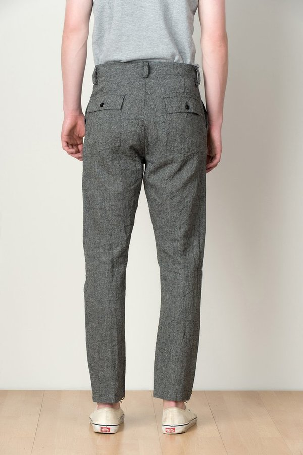 Men's Wings + Horns - Linen Utility Pant