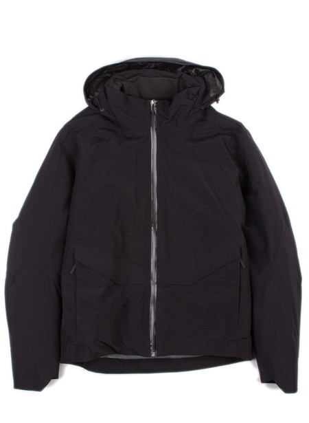 Men's Arc'teryx Veilance Node Down Jacket Black
