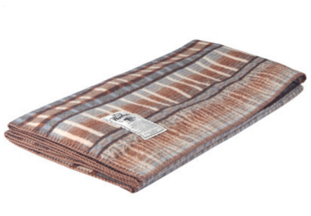 Woolrich Forest Ridge Jaquard Wool Blanket