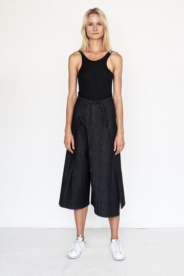 Shaina Mote Cotton Kennon Pant
