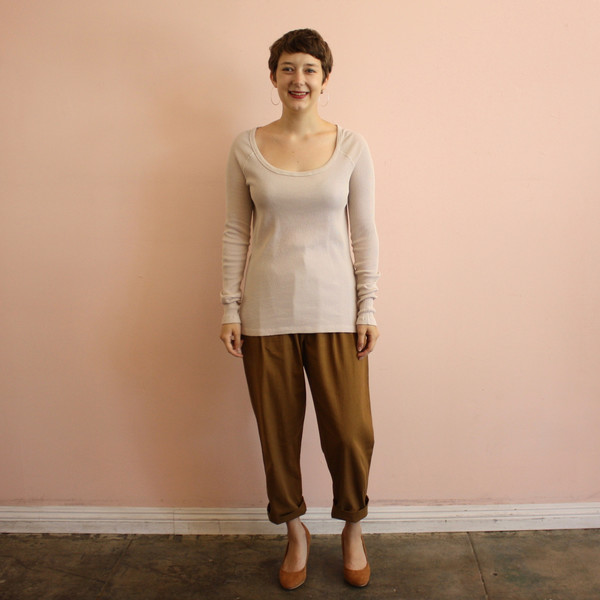 Curator Polly Thermal - Oatmeal
