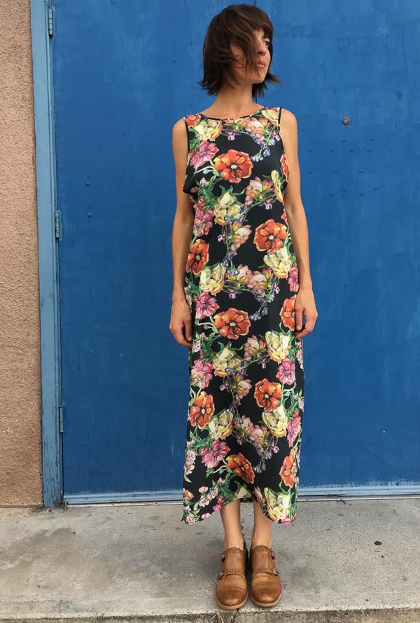 Strathcona long dress
