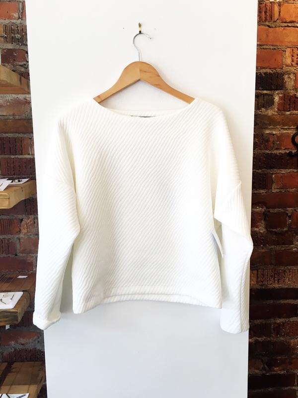 Valerie Dumaine Otis Sweater