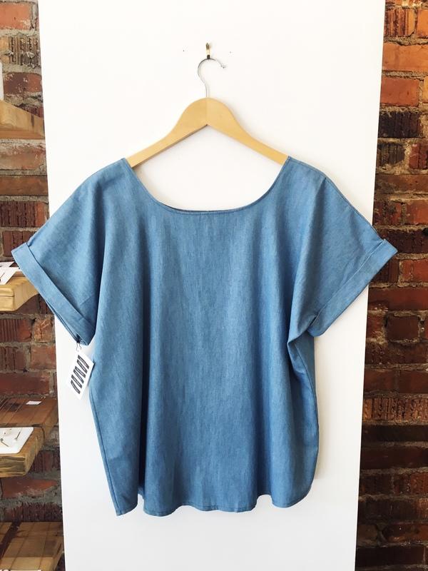 Sara Duke Your Favourite Shirt