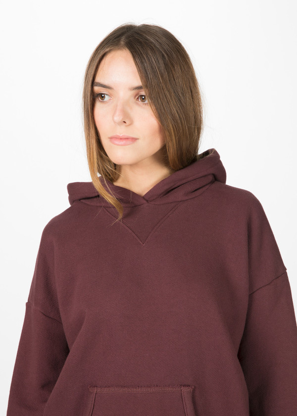 Simon Miller Boise Hooded Pullover