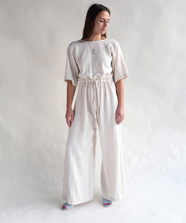 Esby Duffy Wide Leg Jumper