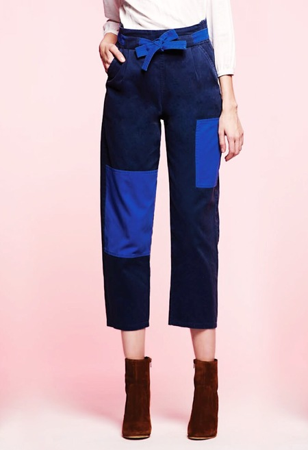 Loup Farmer Pants Navy/Royal