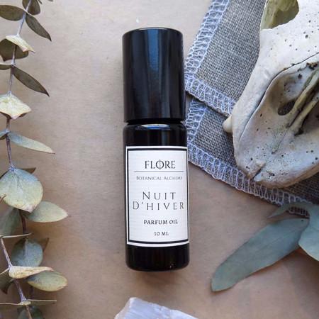 Flore Nuit D'hiver - Botanical Perfume Oil