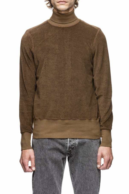 Men's Our Legacy Terry Turtleneck | Mudd