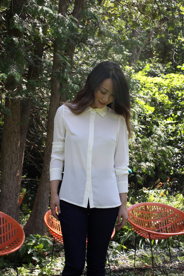 Darling Fay Blouse