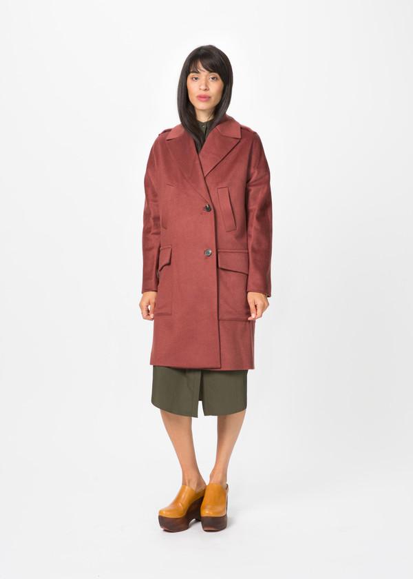 Schai Luxe Uni Coat