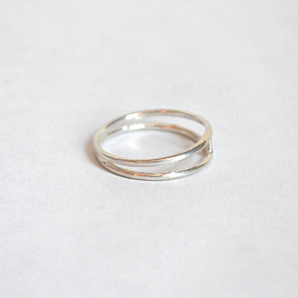 Drift/Riot Spacer Ring - Silver