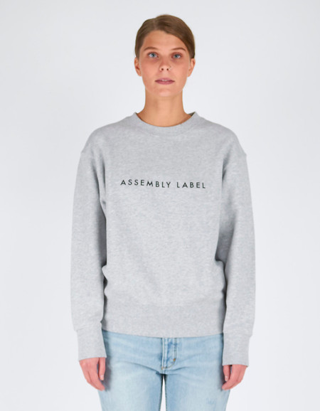 Assembly Label Departure Fleece Grey