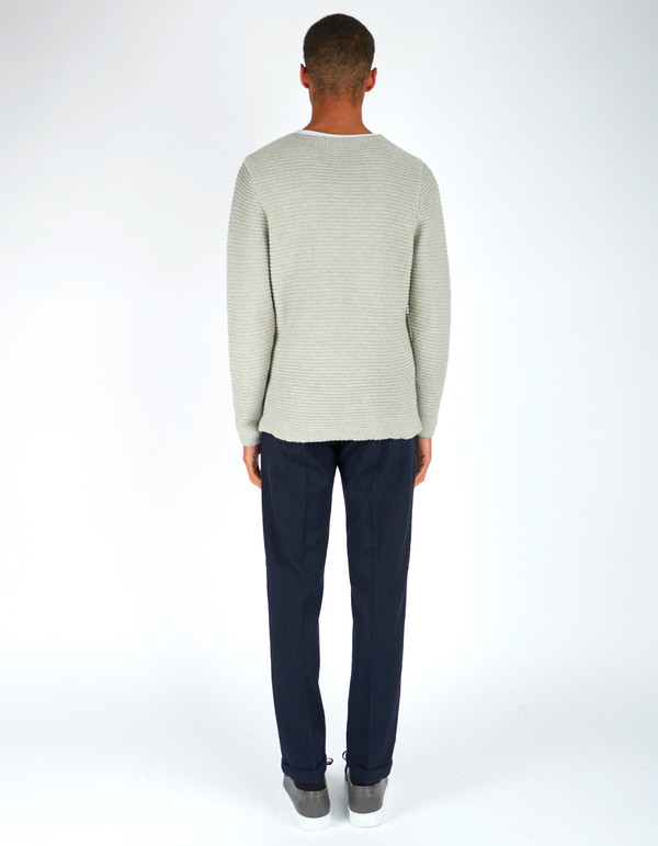 Men's Neuw Johnny Knit Grey Marle