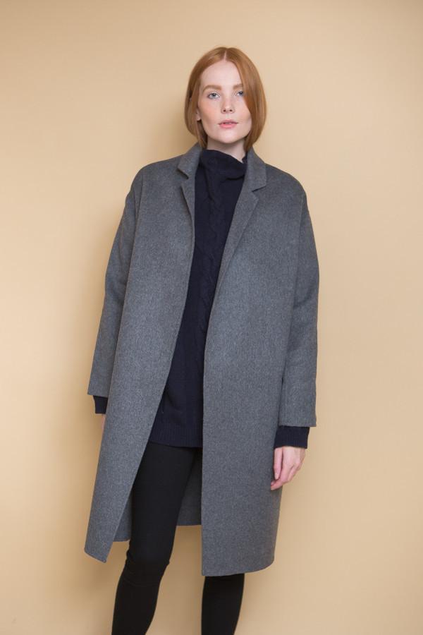 Achro Handmade Long Coat / Gray