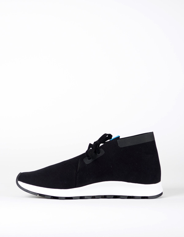 Men's Native Shoes Native AP Chukka Hydro Jiffy Black Shell White