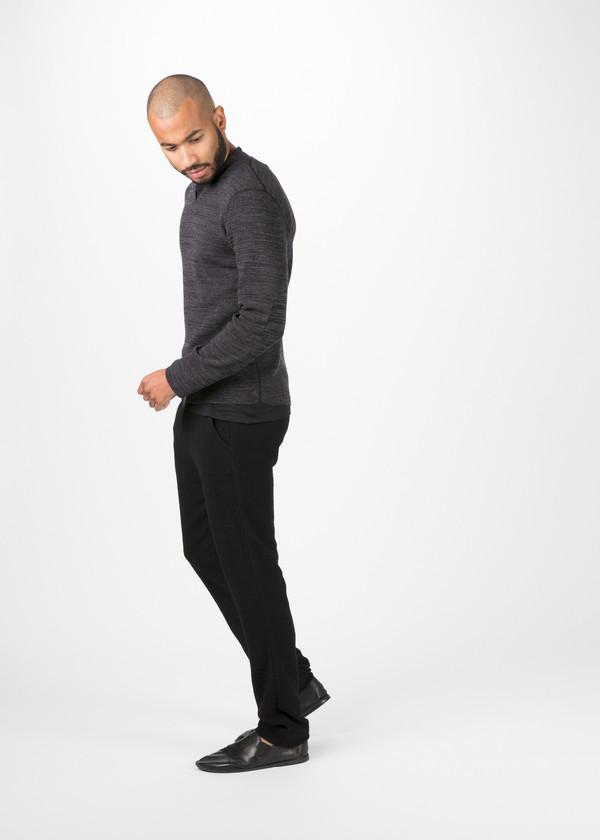 Men's Hannes Roether Temel V-Neck Pullover