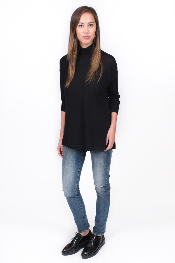 6397 Swing Turtleneck