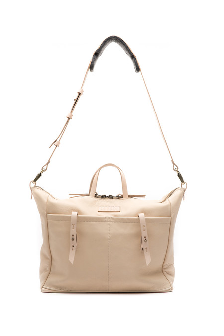 LOWELL DANTE CUIR NUDE / NUDE LEATHER