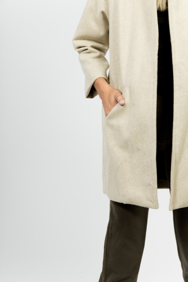 Objects Without Meaning Blazer Coat