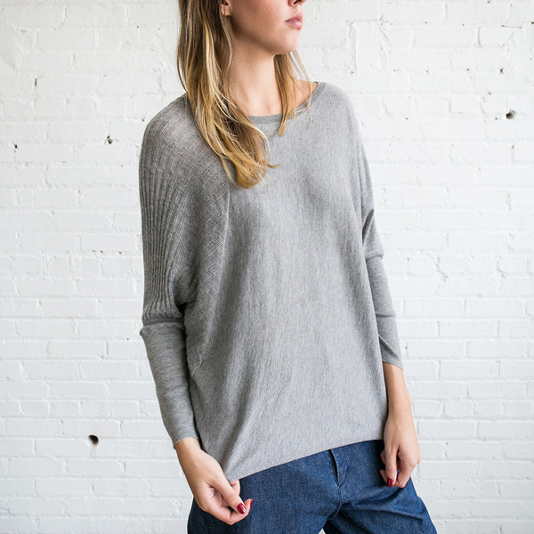 Paychi Guh Polygon Cardigan