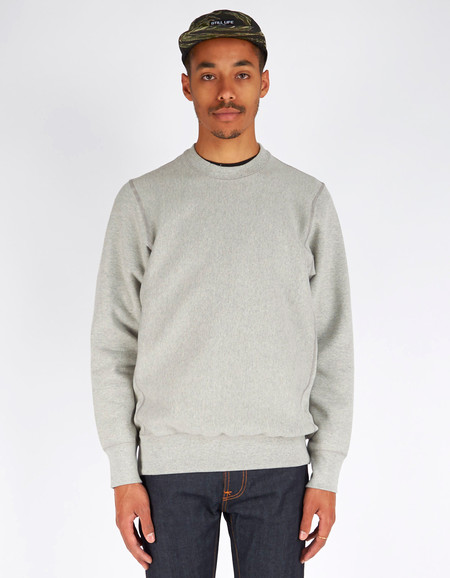 Men's Still Life Crewneck Sweatshirt Heather Grey