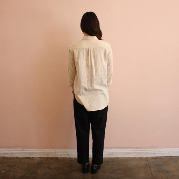wrk-shp atelier shirt - blush