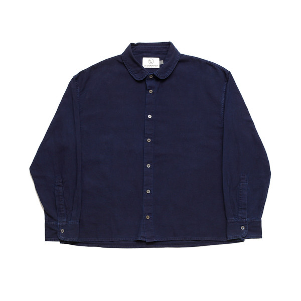 Olderbrother Forty-Five Shirt - Indigo