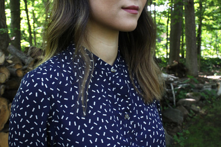 Dagg & Stacey Sinclaire Button Up