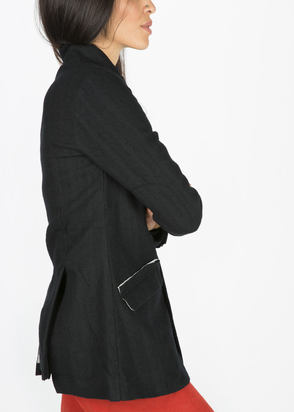 Aleksandr Manamis Pressed Jacket