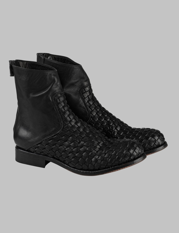 Men's The Last Conspiracy - Black Interlaced Audley