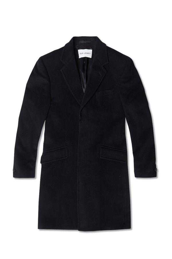 Classic Soft Wool Coat