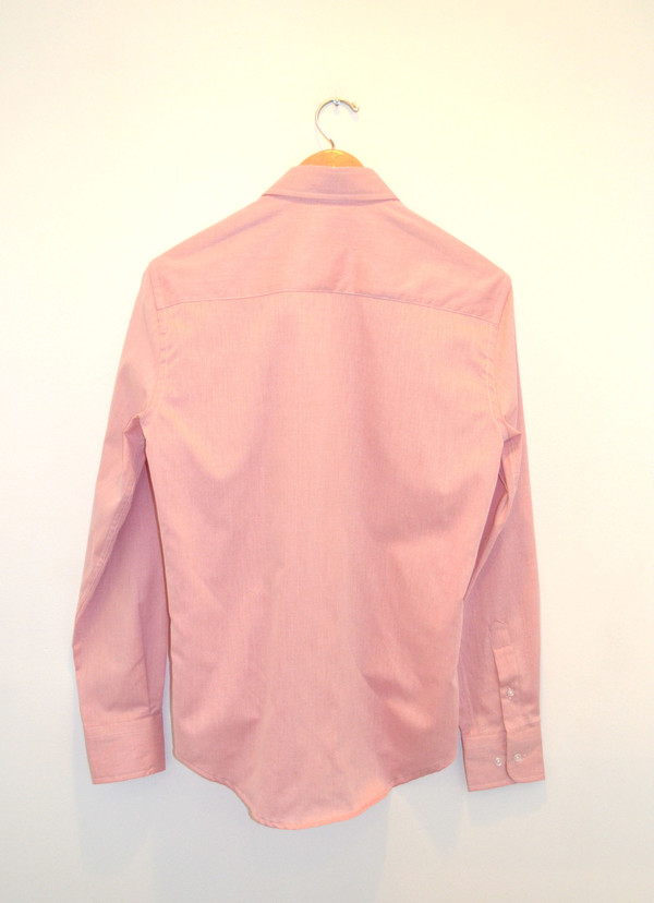 Men's United Stock Dry Goods - Dobby L/S Coral Shirt