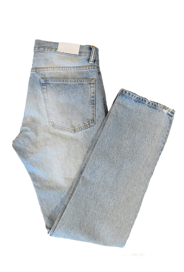 Men's OUR LEGACY - First Cut Light Vintage Wash Jeans