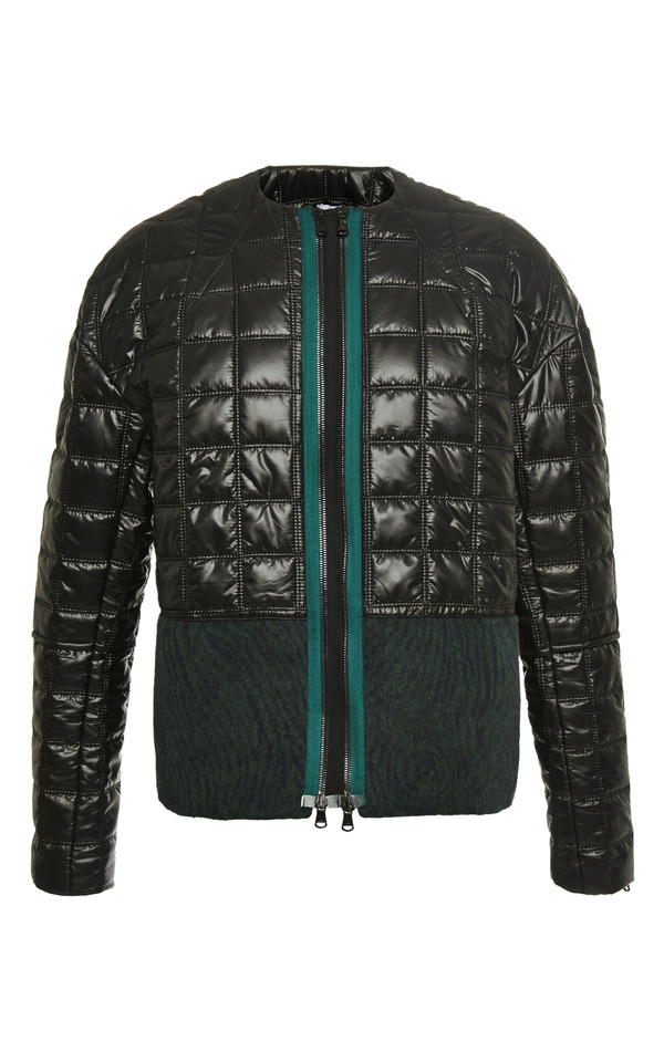 OPENING CEREMONY - Pieter Ripstop Black Jacket