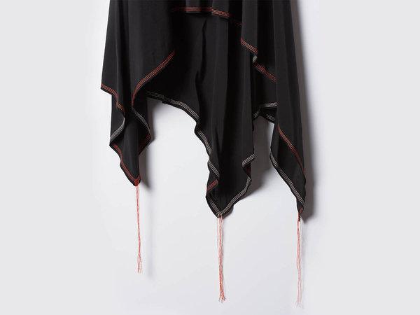 Acne Studios Acne Sleeveless Tassle Dress