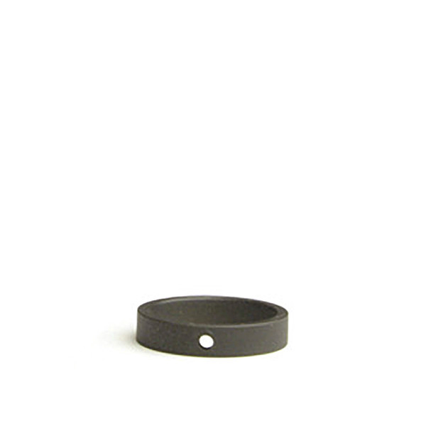 Marmol Radziner thin dark bronze ring