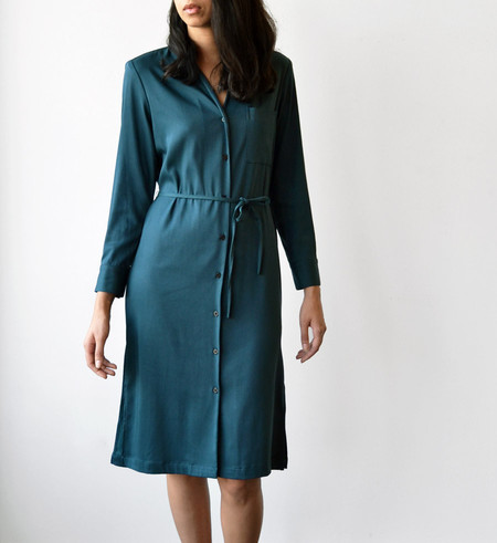 Steven Alan Green Joan Shirtdress