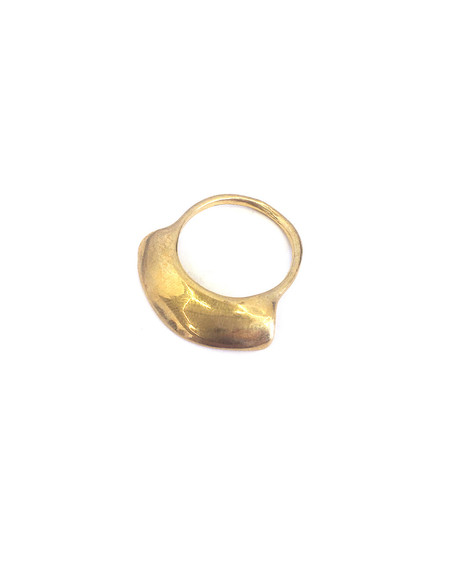 Ariana Boussard-Reifel Raissa Ring in Brass