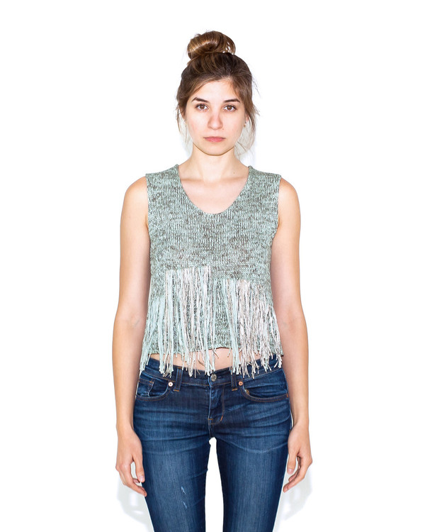 Correll Correll Knit Frans Tank