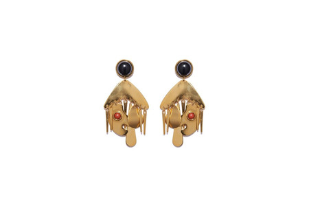 Lizzie Fortunato Picasso Palette Earrings
