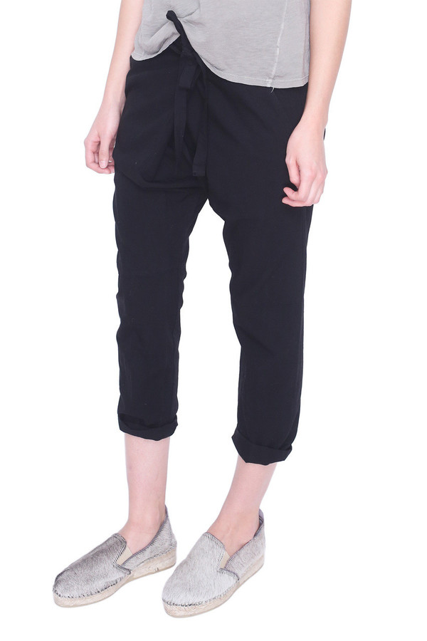 Pharaoh Thai Pant in Black