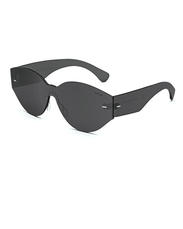 RetroSuperFuture Tuttolente Drew Mama Sunglasses in Black