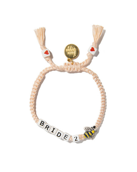 Venessa Arizaga Bride To Bee Bracelet