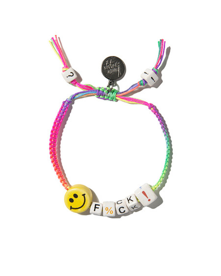 Venessa Arizaga F*CK! Bracelet