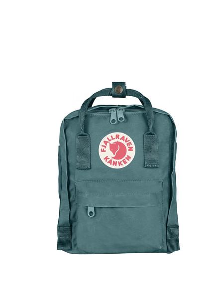 Fjallraven Kanken Mini Backpack Frost Green