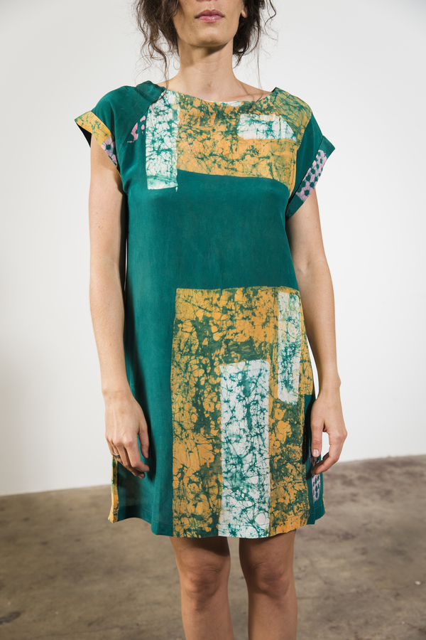 Osei-Duro Deni Raglan Dress