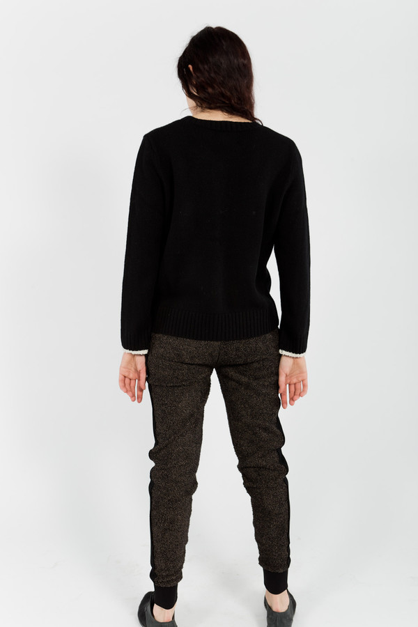 "Band of Outsiders ""B"" Cardigan"
