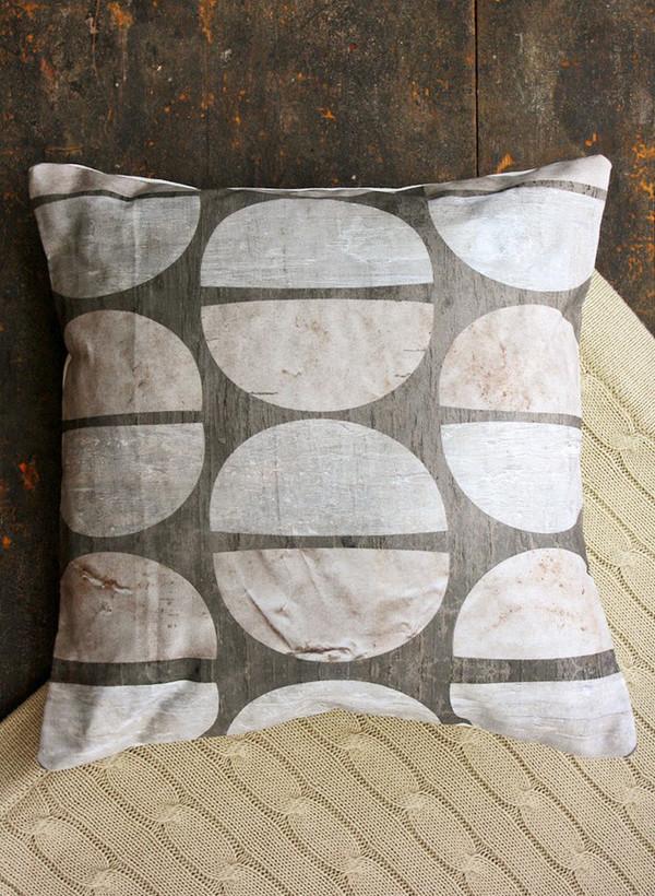 Nancy Straughan Cream Cemi Cushion Cover